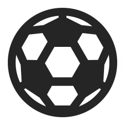 Soccer Ball Icon 256x256