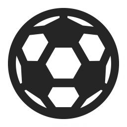 Soccer Ball Icon 256x256