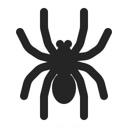 Spider Icon 256x256