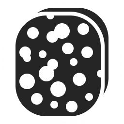 Sponge Icon 256x256