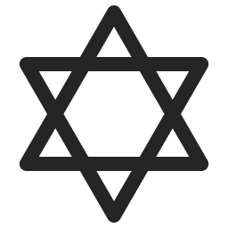 Star Of David Icon 256x256