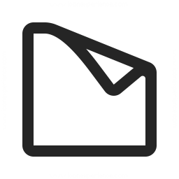 Sticky Note Icon 256x256