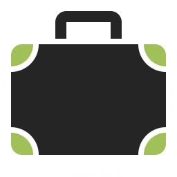 Suitcase 2 Icon 256x256