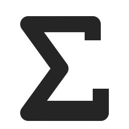 Sum Icon 256x256