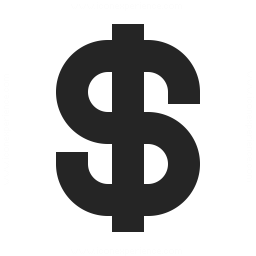 Symbol Dollar Icon Iconexperience Professional Icons O Collection