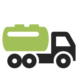 Tank Truck Icon 256x256
