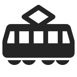 Tram Icon 256x256