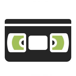 Videotape Icon 256x256