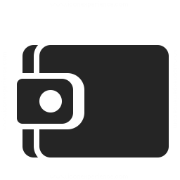Wallet Empty Icon 256x256
