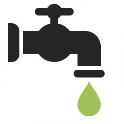 Water Tap Icon 256x256