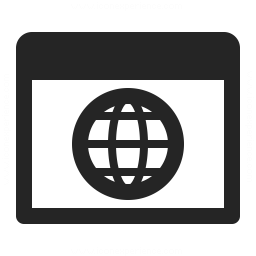 Window Environment Icon 256x256