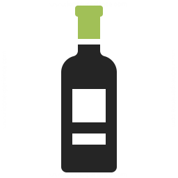 Wine Bottle Icon 256x256