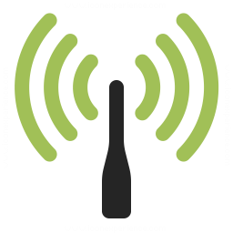 Wlan Antenna Icon 256x256