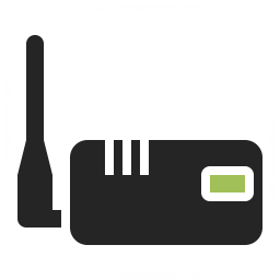 Wlan Router Icon 256x256