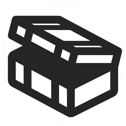 Ammunition Box Open Icon