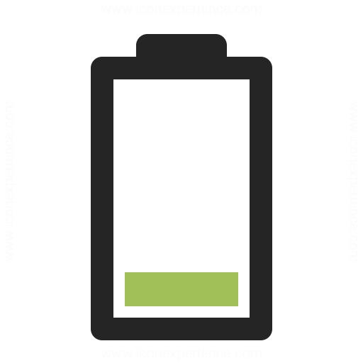 Battery Status 1 Icon