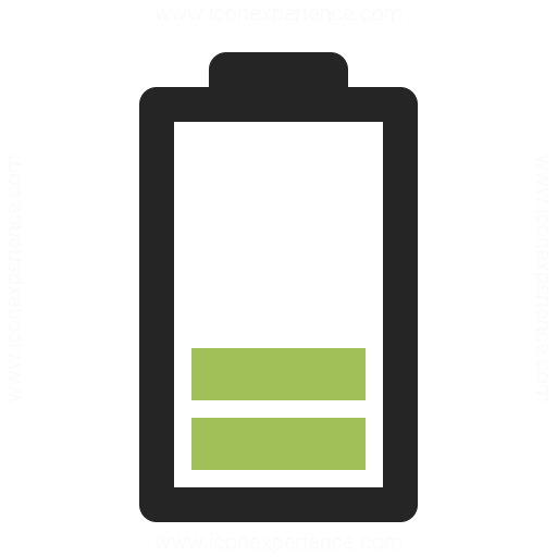 Battery Status 2 Icon