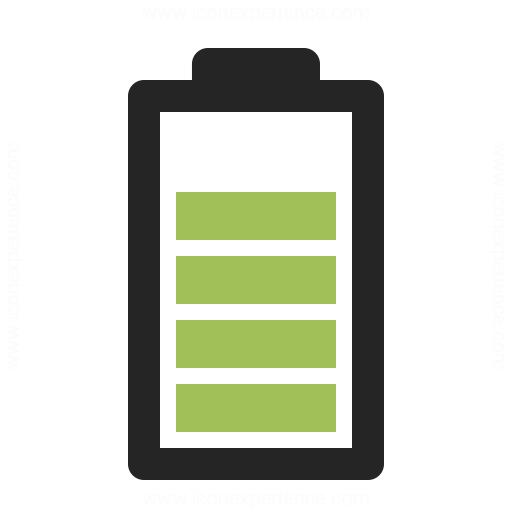 Battery Status 4 Icon