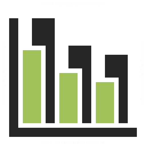 Chart Column Icon