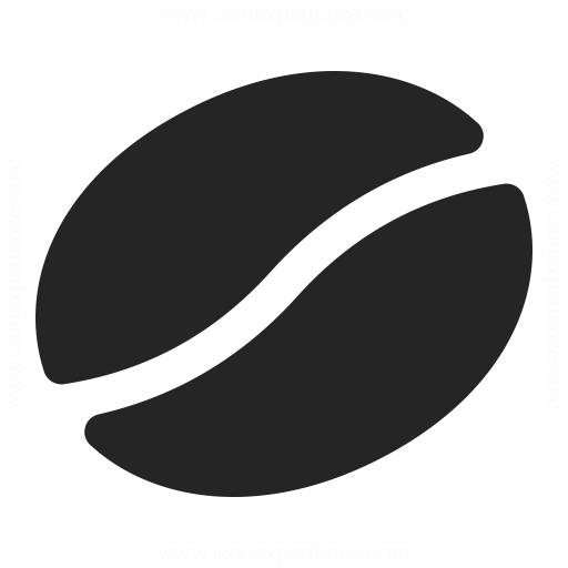 Coffee Bean Icon