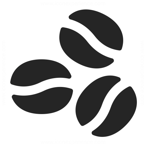 Coffee Beans Icon