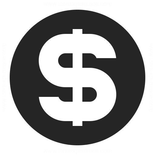 Currency Dollar Icon