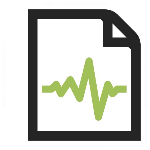 Document Pulse Icon
