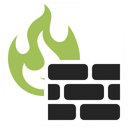 Firewall 2 Icon