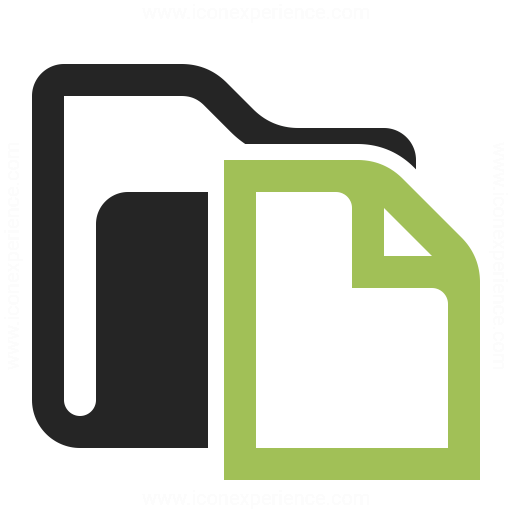 Folder Document 2 Icon