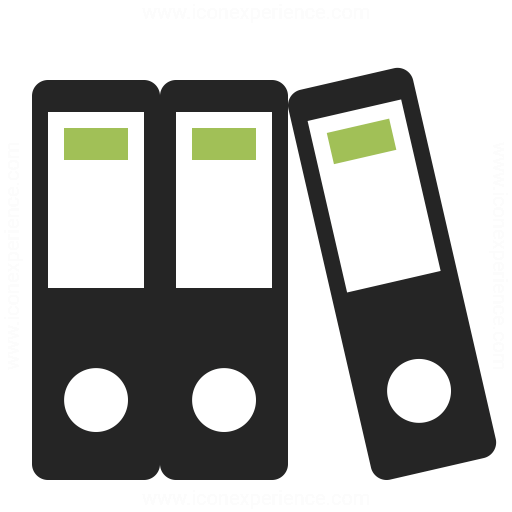 Folders 2 Icon