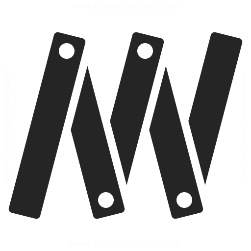 Folding Rule Icon