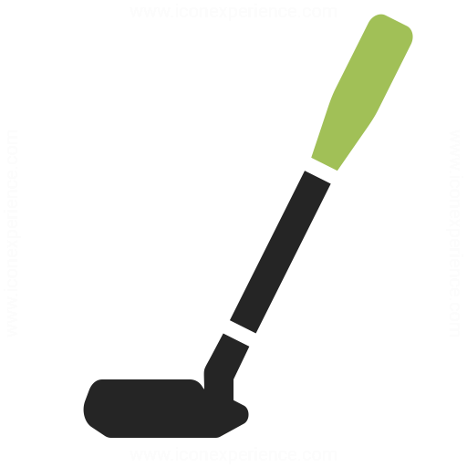 Golf Club Putter Icon