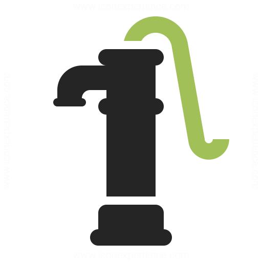 Hand Pump Icon