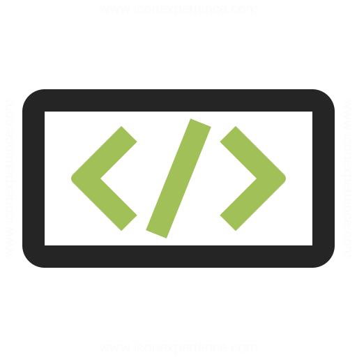 Html Tag 2 Icon