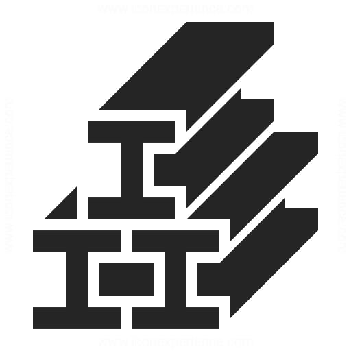 I-beams Icon