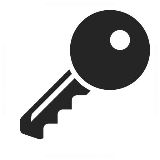 Key 3 Icon