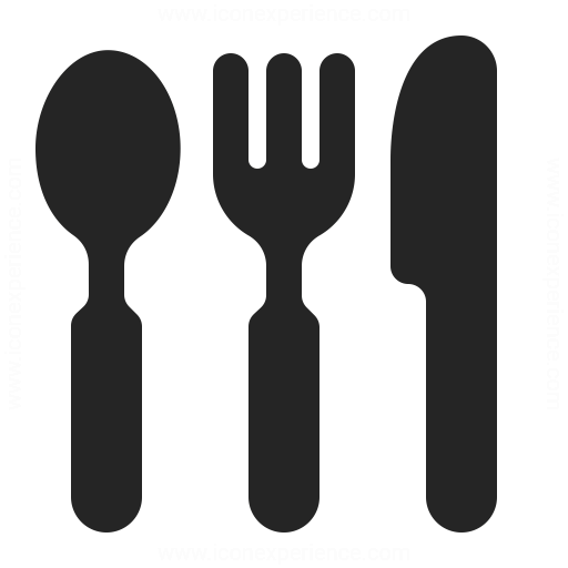 Knife Fork Spoon Icon