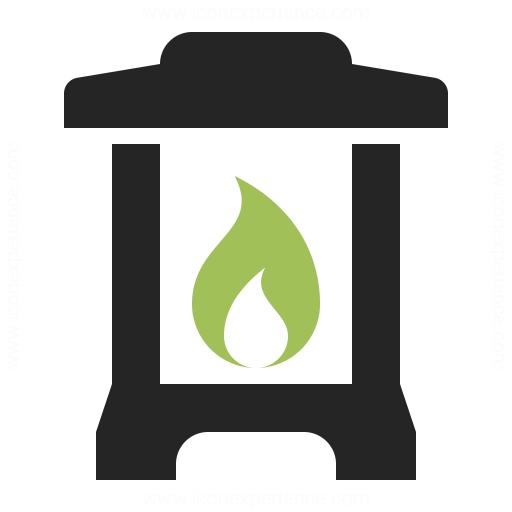 Lantern On Icon