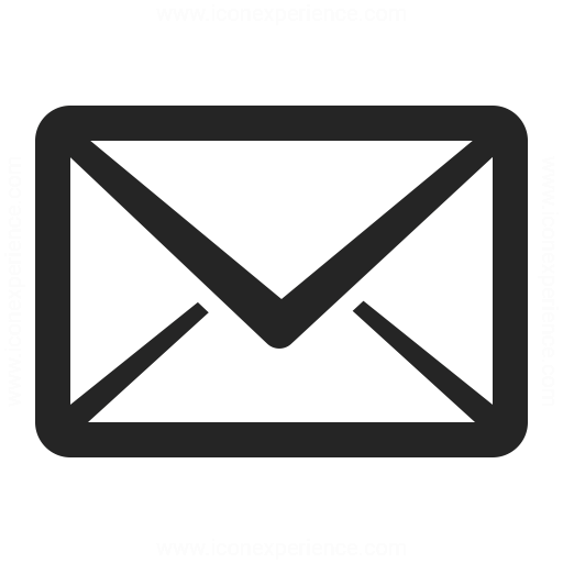 Mail Icon | IconExperience - Professional Icons » O-Collection