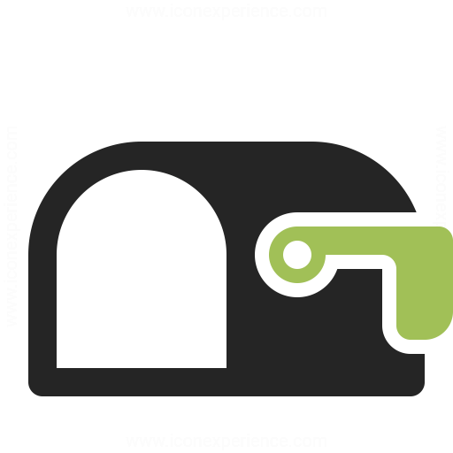 Mailbox Empty Icon