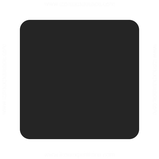 Media Stop Icon