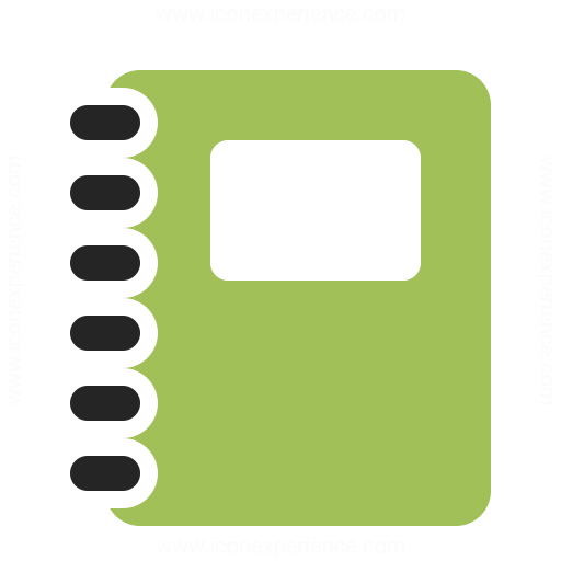Notebook 2 Icon