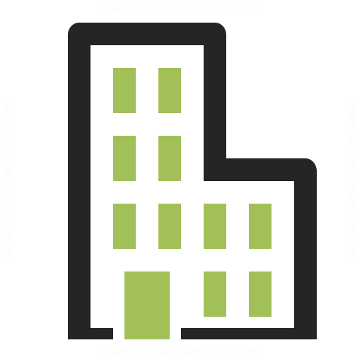 Office Building 2 Icon