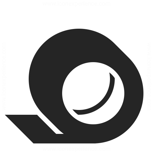Packaging Tape Icon