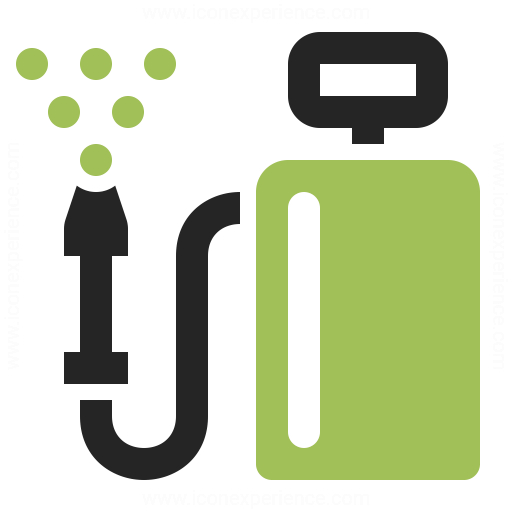 Pressure Sprayer Icon