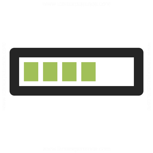Progress Bar Icon