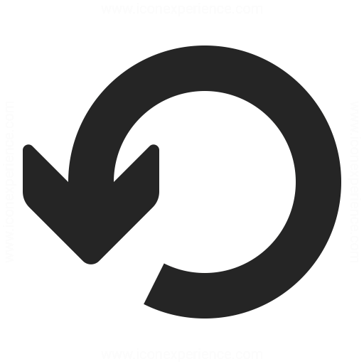 Rotate Left Icon