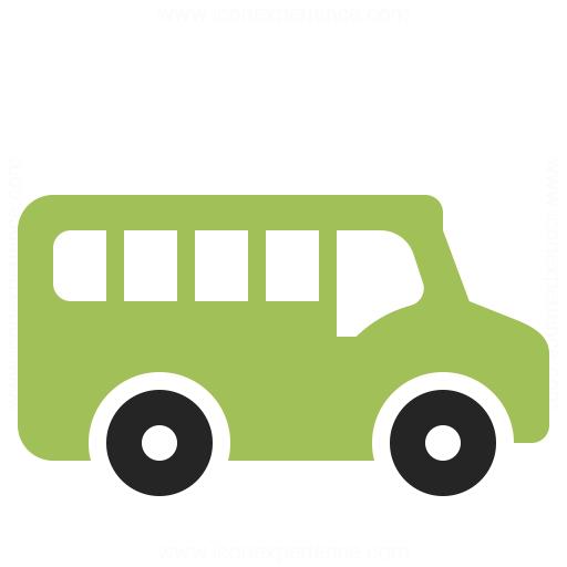 Schoolbus 2 Icon