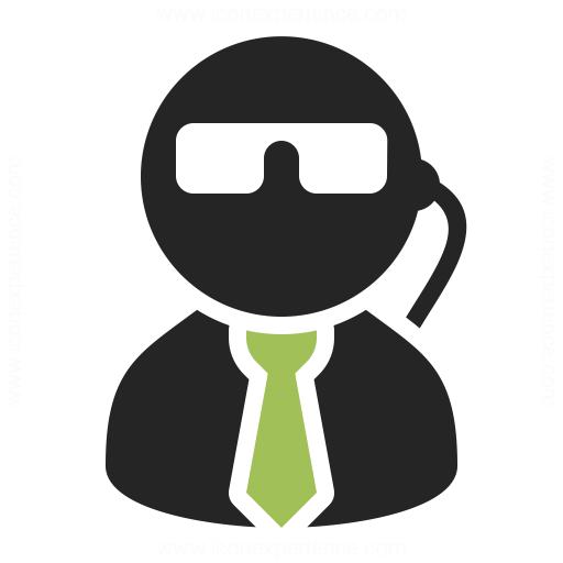 Security Agent Icon