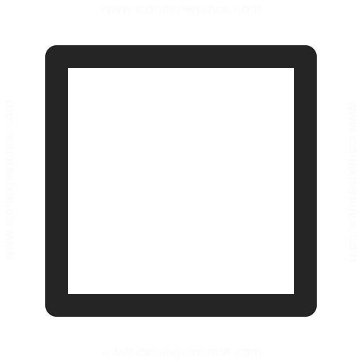 Shape Square Icon